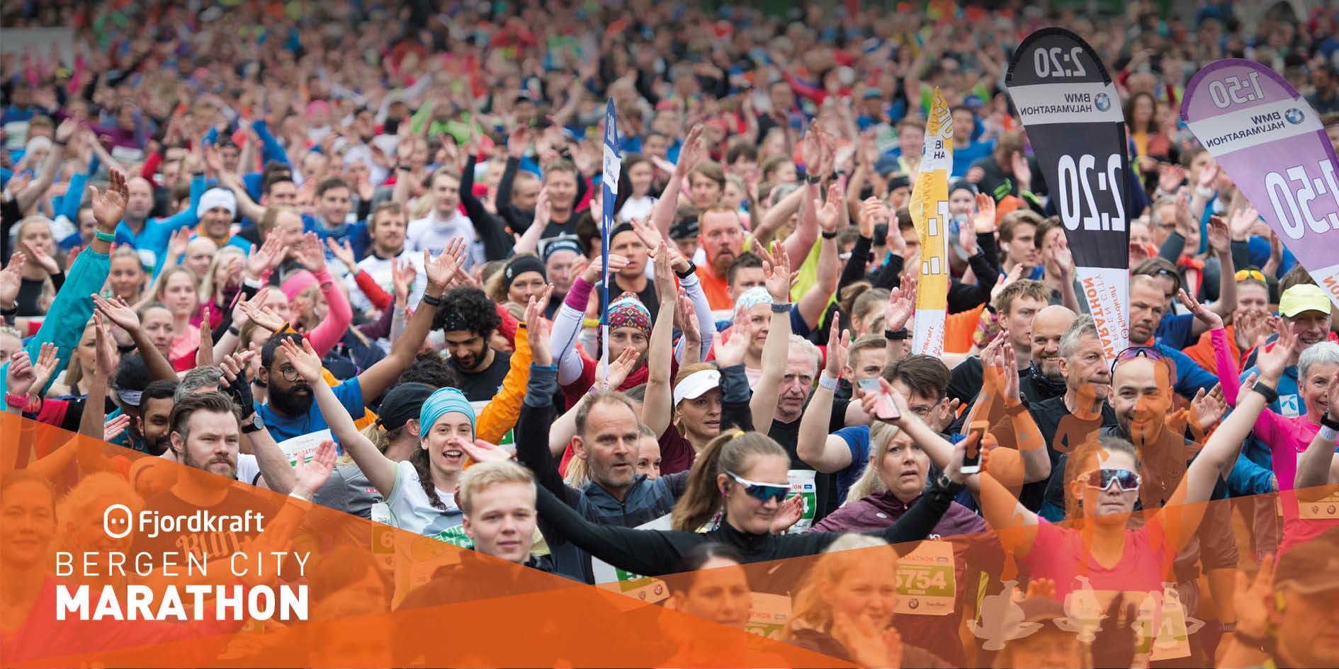 Bergen maraton 2019