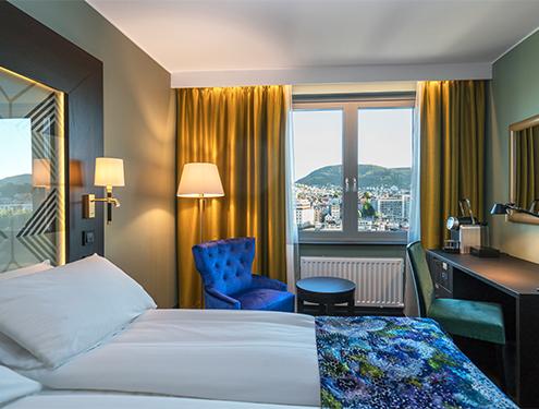 25% rabatt på overnatting  på Thon Hotel Orion, Bergen